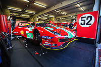 #52 AF CORSE ITA FERRARI 488 GTE EVO LMGTE PRO - DANIEL SERRA (BRA) / MIGUEL MOLINA (ESP) / DAVIDE RIGON (ITA)
