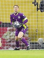 Manuel NEUER, DFB 1 goalkeeper, in the match ROMANIA - GERMANY 0-1 Rumänien - Deutschland 0-1 Qualification for World Championships 2022, WM Quali, Season 2020/2021, March 28, 2021 in Bucharest, Bukarest, Romania.