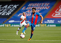 12th September 2020; Selhurst Park, London, England; English Premier League Football, Crystal Palace versus Southampton; Andros Townsend of Crystal Palace
