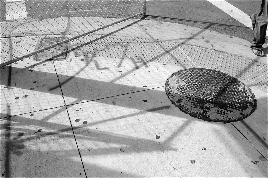 "From ""Walking Downtown"" series. Miami, 2009"