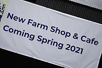 6-3-2021 Construction of a new farmshop<br /> ©Tim Scrivener Photographer 07850 303986<br />      ....Covering Agriculture In The UK....