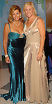 Susan Plank and Cathy Finn at the Children's Museum Gala Saturday Oct. 03,2009. (Dave Rossman/For the Chronicle)