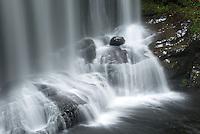 Korokoro Falls, Te Urewera, Hawke's Bay, North Island, New Zealand, NZ