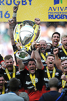 160528 AVIVA PREMIERSHIP RUGBY FINAL SARACENS v EXETER CHIEFS