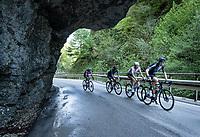 Nikias Arndt (DEU/DSM) up the Passo di San Valentino (cat.1)<br /> <br /> 104th Giro d'Italia 2021 (2.UWT)<br /> Stage 17 from Canazei to Sega di Ala (193km)<br /> <br /> ©kramon