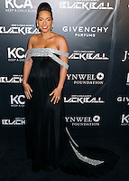 NEW YORK CITY, NY, USA - OCTOBER 30: Alicia Keys arrives at the 11th Annual Keep A Child Alive Black Ball held at the Hammerstein Ballroom on October 30, 2014 in New York City, New York, United States. (Photo by Celebrity Monitor)