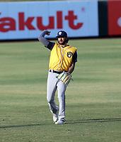 Micah Bello - 2021 Arizona League Brewers (Bill Mitchell)