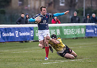 London Scottish v Cornish Pirates - 13.02.2016