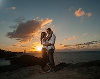Kenny and Jess pre wedding.