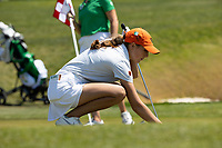 STANFORD, CA - APRIL 23: Ellie Slama at Stanford Golf Course on April 23, 2021 in Stanford, California.