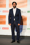 Juan Pablo Shuk poses for the photographers during 2015 Theater Ceres Awards photocall at Merida, Spain, August 27, 2015. <br /> (ALTERPHOTOS/BorjaB.Hojas)