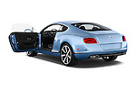 Car images of a 2014 Bentley Continental GT V8 Coupe 2 Door Coupe Doors