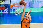 Montakit Fuenlabrada's Jose Gonzalez during the match of Endesa ACB League between Fuenlabrada Montakit and FC Barcelona Lassa at Fernando Martin Stadium in fuelnabrada,  Madrid, Spain. October 30, 2016. (ALTERPHOTOS/Rodrigo Jimenez)