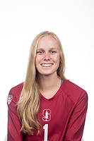 Stanford Volleyball W Portraits and Team Photo, August 16, 2021