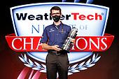 OEM Champion, #86 Meyer Shank Racing w/Curb-Agajanian Acura NSX GT3, GTD: Lee Niffenegger