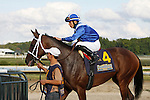 September 21, 2013.  Cotillion contender Asiya, Irad Ortiz, Jr. up; trainer is Kiaran McLaughlin; Close Hatches, trained by Bill Mott and ridden by Mike Smith, wins the grade 1  Cotillion Stakes at  Parx Racing, Bensalem, PA.  ©Joan Fairman Kanes/Eclipse Sportswire