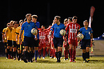 23rd June 2019 - NPL Queensland Senior Men RD21: Olympic FC v Sunshine Coast Fire