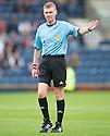 Referee Calum Murray.