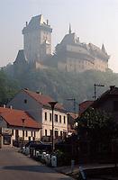Tschechien, Burg Karlstein bei Prag