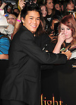 BooBoo Stewart. at The Summit Entertainment's World Premiere of THE TWILIGHT SAGA: NEW MOON held at The Mann's Village Theatre in Westwood, California on November 16,2009                                                                   Copyright 2009 DVS / RockinExposures