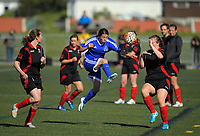 170423 Women's Executive Plate Football - BNU Salty Pidgins v Wellington Olympic
