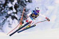 19th December 2020; Saslong, Val Gardena, Tyrol, Italy; International Ski Federation Alpine Ski World Cup, 2nd Men's Downhill, Val Gardena; Urs Kryenbuehl (SUI)