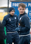 St Johnstone Training…19.01.18<br />New signing David McMillan pictured in training this morning at McDiarmid Park ahead of tomorrow's Scottish Cup game against Albion Rovers<br />Picture by Graeme Hart.<br />Copyright Perthshire Picture Agency<br />Tel: 01738 623350  Mobile: 07990 594431