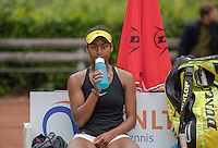 Hilversum, Netherlands, August 12, 2016, National Junior Championships, NJK,  Dainah Cameron (NED<br /> Photo: Tennisimages/Henk Koster