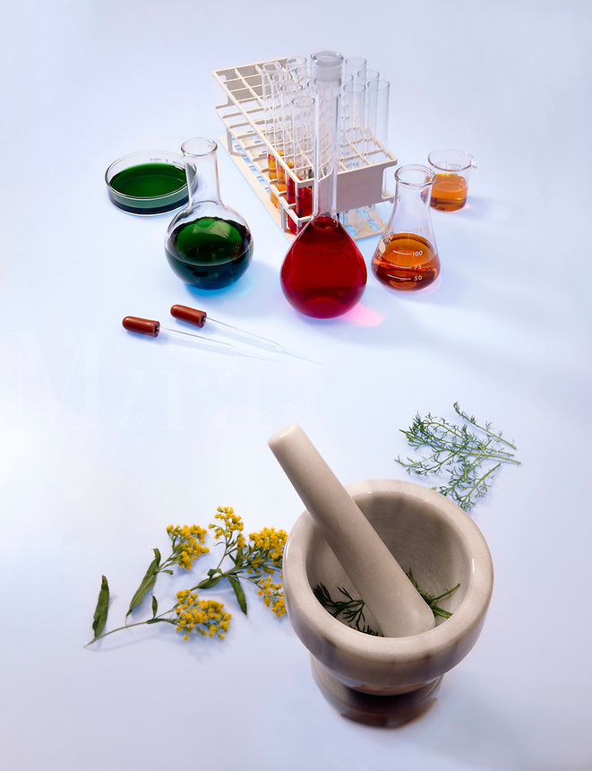 Chemical and natural ingrediants.