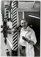 Nick Kurato Parkdale<br /> <br /> Photo : Boris Spremo - Toronto Star archives - AQP