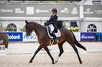 BEL-Lara de Liedekerke-Meier rides Cascaria V during the Dressage for the CCIO4*-NC-L. 2021 NED-Military Boekelo - Enschede FEI Nations Cup Eventing. Boekelo, Netherlands. Thursday 7 October 2021. Copyright Photo: Libby Law Photography