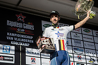 Kenny Dehaes (BEL/Wanty) remains leader in the overall ranking of the Napoleon Games Cycling Cup ranking<br /> <br /> 102nd Kampioenschap van Vlaanderen 2017 (UCI 1.1)<br /> Koolskamp - Koolskamp (192km)