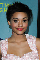 """LOS ANGELES, CA - JANUARY 27: Kiersey Clemons at the Los Angeles Premiere Of Focus Features' """"That Awkward Moment"""" held at Regal Cinemas L.A. Live on January 27, 2014 in Los Angeles, California. (Photo by David Acosta/Celebrity Monitor)"""