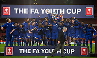 Arsenal U18 v Chelsea U18 - FA Youth Cup FINAL 2nd leg - 30.04.2018