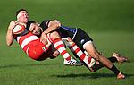 Div 1 Rugby S/Final - Kahurangi v WOB
