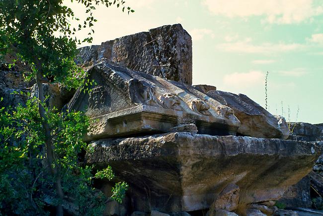 Hieropolis, Sarcophagus
