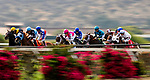 AUGUST 20, 2021: Racing Action at Del Mar Fairgrounds in Del Mar, California on August 20, 2021. Evers/Eclipse Sportswire/CSM