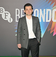 """Craig Roberts at the 65th BFI London Film Festival """"The Phantom of the Open"""" world premiere, Royal Festival Hall, Belvedere Road, on Tuesday 12th October 2021, in London, England, UK. <br /> CAP/CAN<br /> ©CAN/Capital Pictures"""