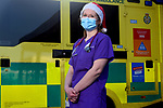 Pictured : Dr Emma Christmas at Basingstoke Hospital, who will be on duty Christmas Day.<br /> <br /> Father Christmas won't be the only one with that surname working on December 25 - as a Dr Christmas will be on duty at an NHS hospital.  Dr Emma Christmas, a consultant in emergency medicine, will be spending Christmas Day treating sick and injured patients.<br /> <br /> The 36 year old consultant even says she's looking forward to the eight hour shift at Basingstoke and North Hampshire Hospital because she people will be 'in good spirits'.  Dr Christmas, who is from Basingstoke, will instead celebrate Christmas Day with her family on Boxing Day.  SEE OUR COPY FOR DETAILS.<br /> <br /> © Roger Arbon/Solent News & Photo Agency<br /> UK +44 (0) 2380 458800