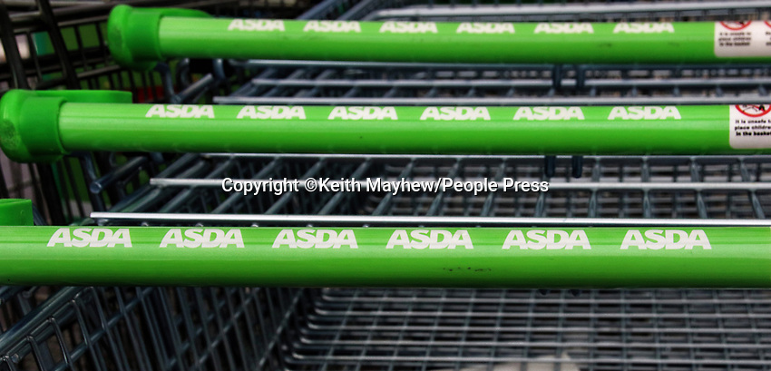 UK's third biggest supermarket chain Asda has been sold by it's US owner Walmart. <br /> Billionaire brothers Mohsin & Zuber Issa and private equity firm TDR Capital won the bidding war in a £6.8billion deal.<br /> The Blackburn based Issa brothers own EG Group, which they built from a single petrol station in 2001 to more than 6,000 sites around the globe and an annual turnover of £20billion. It will be the first time Asda has been in British ownership for over 20 years. October 3rd 2020<br /> <br /> Photo by Keith Mayhew