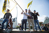 roadside Flanders Fans<br /> <br /> 101st Ronde van Vlaanderen  2017 (1.UWT)<br /> 1day race: Antwerp-Oudenaarde (260km)