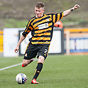 Alloa's Michael Doyle.