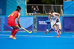 Women's match between New Zealand and China, Oi Hockey Stadium, Tokyo, Japan, Saturday 31 July 2021. <br /> Photo: Alisha Lovrich/HockeyNZ/www.bwmedia.co.nz