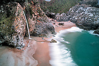 McWay Falls. Julia Pfeiffer Burns State Park. California