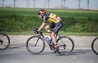 Philippe Gilbert (BEL/Quick Step floors)<br /> <br /> 60th E3 Harelbeke (1.UWT)<br /> 1day race: Harelbeke › Harelbeke - BEL (206km)