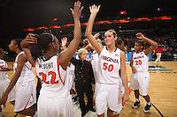 UVa's women's basketball player Chelsea Shine.