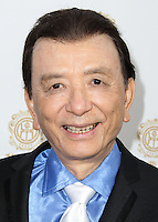 HOLLYWOOD, LOS ANGELES, CA, USA - JUNE 01: Actor James Hong arrives at the 12th Annual Huading Film Awards held at the Montalban Theatre on June 1, 2014 in Hollywood, Los Angeles, California, United States. (Photo by Xavier Collin/Celebrity Monitor)