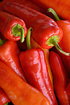 hot red peppers,  Zacherl's Farm Market, Route 23