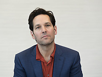 "Paul Rudd, who stars in 'Avengers: Endgame"", at the InterContinental Hotel in Los Angeles. Credit: Magnus Sundholm/Action Press/MediaPunch ***FOR USA ONLY***"