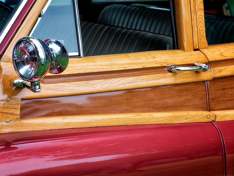 1953 Buick Roadmaster. Oregon